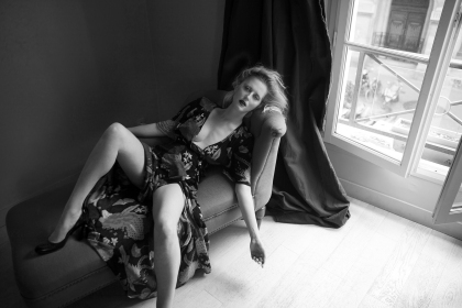 Portrait of Amy taken by: Krishna Godhead